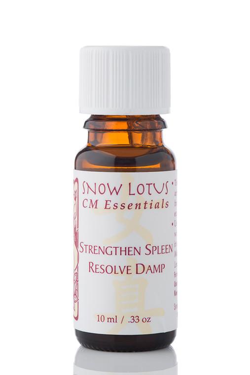 Strengthen Spleen, Resolve Damp 10 ml – CM Essentials Blend
