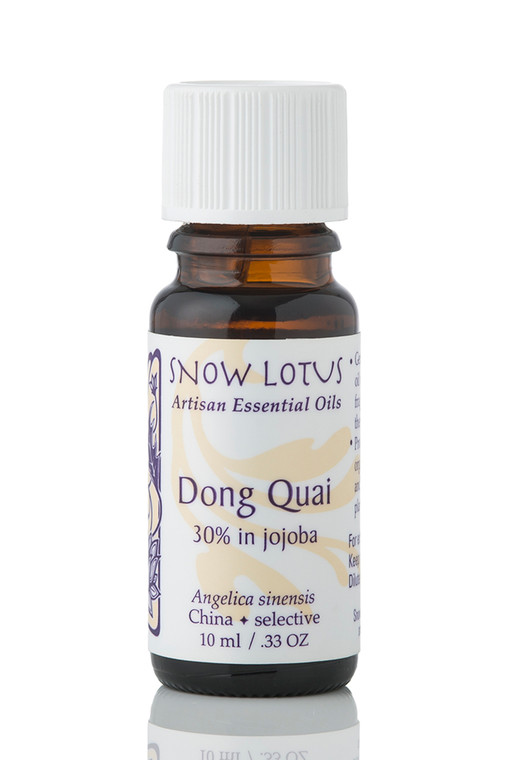 Dong Quai Essential Oil 30% in Jojoba