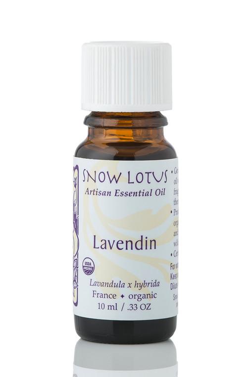 Lavendin Essential Oil - Organic