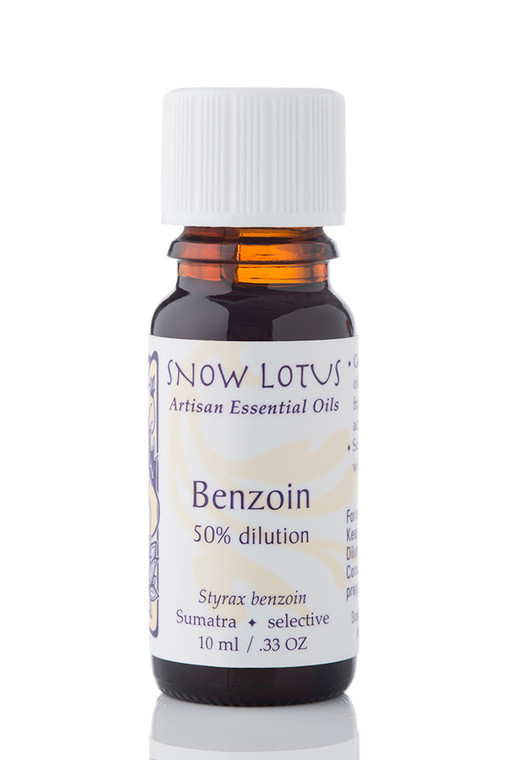 Benzoin Absolute 50% dilution
