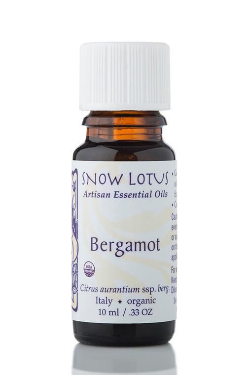 Bergamot Essential Oil - Organic