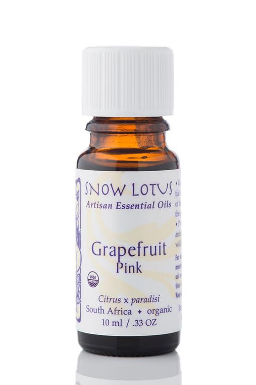 Grapefruit, Pink Essential Oil - Organic