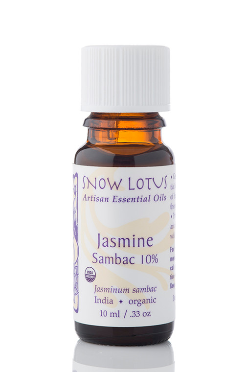 Jasmine Sambac Absolute 10% in Jojoba Oil