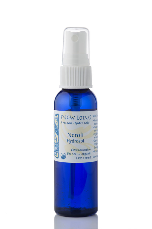 Neroli Hydrosol (Orange Blossom Water) - Organic