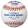 Gus Zernial Autographed MLB Baseball Philadelphia A's PSA/DNA #AA37506