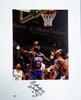 Orlando Woolridge Autographed 16x20 Matted Photo Detroit Pistons PSA/DNA #AB51626