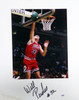 Will Perdue Autographed 16x20 Matted Photo Chicago Bulls PSA/DNA #AB51631