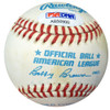 Walt Dropo Autographed Official AL Baseball Boston Red Sox PSA/DNA #AB50900