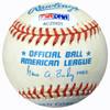 Mike Carp Autographed Official AL Baseball Red Sox PSA/DNA #AC23101