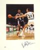 Dale Ellis Autographed 16x20 Matted Photo San Antonio Spurs PSA/DNA #AB53610