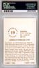 Jim Cox Autographed 1975 SSPC Card #325 Montreal Expos PSA/DNA #26603006