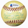 "Johnny ""Red"" Marion Autographed Official AL Harridge Baseball Senators Vintage Beckett BAS #B26699"
