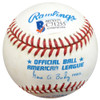 Angelo Dundee Autographed Official AL Baseball Muhammad Ali's Trainer Beckett BAS #C71255