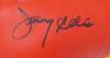 Jimmy Ellis Autographed Red Everlast Boxing Glove Beckett BAS #C71443