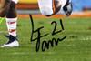 LaMichael James Autographed 16x20 Photo Oregon Ducks PSA/DNA RookieGraph Stock #22764