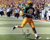LaMichael James Autographed 16x20 Photo Oregon Ducks PSA/DNA RookieGraph Stock #22768