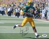 LaMichael James Autographed 8x10 Photo Oregon Ducks PSA/DNA Stock #64946