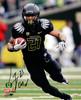 LaMichael James Autographed 8x10 Photo Oregon Ducks MCS Holo Stock #76073