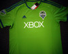 Seattle Sounders Clint Dempsey Autographed Green Adidas Jersey Size XL PSA/DNA ITP Stock #89896