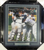 """Felix Hernandez Autographed Framed 16x20 Photo Seattle Mariners """"P.G. 8-15-12"""" Perfect Game PSA/DNA Stock #90614"""