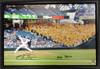"Felix Hernandez Autographed Framed 20x30 Canvas Photo Seattle Mariners ""King Felix"" #/34 MCS Holo Stock #94466"