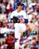 Kenta Maeda Autographed 8x10 Photo Los Angeles Dodgers MLB Holo Stock #104795