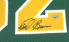"Seattle Sonics ""Downtown"" Fred Brown Autographed Framed Green Jersey MCS Holo Stock #107766"