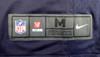 Houston Texans Deshaun Watson Autographed Blue Nike Jersey Size M Beckett BAS Stock #121901