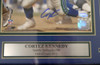 Cortez Kennedy Autographed Framed 8x10 Photo Seattle Seahawks MCS Holo Stock #123669