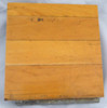 Chicago Bulls Game Used 6x6 Blonde Hardwood Floor Piece Michael Jordan Stock #123768