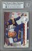 Igor Korolev Autographed 1993-94 Fleer Ultra Card #185 St. Louis Blues Beckett BAS #10266393