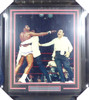 Muhammad Ali Autographed Framed 16x20 Photo PSA/DNA #S14059