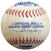 Felix Hernandez Autographed Official 2005 PCL Game Used Baseball Seattle Mariners PSA/DNA ITP #4A52831