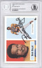 Bob Boyd Autographed 1994 1957 Topps Archives Card #70 Los Angeles Rams Beckett BAS #10448075
