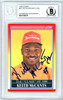 Keith McCants Autographed 1990 Score Rookie Card #617 Tampa Bay Buccaneers Beckett BAS #10739278