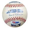Felix Hernandez Autographed NW League Game Used Baseball Seattle Mariners PSA/DNA #I16422