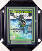 Marshawn Lynch Unsigned Framed Sports Illustrated SI Magazine Seattle Seahawks Stock #138443