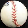 Chico Fernandez Autographed Official NL Baseball Brooklyn Dodgers, Detroit Tigers Beckett BAS #E48147