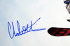 Chloe Kim Autographed 16x20 Photo Team USA Women's Snowboarding 2018 Winter Olympics Beckett BAS Stock #144525
