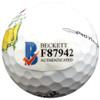 Cameron Champ Autographed Official Titleist PRO V1X Golf Ball Masters Logo Beckett BAS #F87942