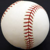 Unsigned Official American League Gene A. Budig Baseball SKU #145767
