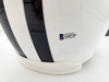 Ezekiel Elliott Autographed Dallas Cowboys Thanksgiving Full Size Replica Helmet Beckett BAS Stock #146376