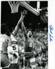 Paul Silas Autographed 8x10 Photo Seattle Supersonics MCS Holo #70172