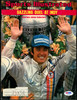 Johnny Rutherford Autographed Sports Illustrated Magazine Cover PSA/DNA #U93964