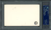 Ichiro Suzuki & George Sisler Autographed 3x5 Index Card PSA/DNA #84064916