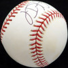 Kanekoa Texeira Autographed Official MLB Baseball Texas Rangers, Seattle Mariners Beckett BAS #H10229