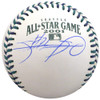 Sammy Sosa Autographed Official 2001 All Star Game Baseball Chicago Cubs Beckett BAS Stock #148620
