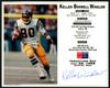 Kellen Winslow Sr. Autographed 8x10 Photo San Diego Chargers Stock #152423