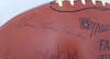 1963 Green Bay Packers Autographed Football With 48 Signatures Including Vince Lombardi & Bart Starr Beckett BAS #A52079