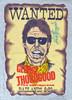 George Thorogood Autographed Badlands Concert Shirt Beckett BAS #Q03060
